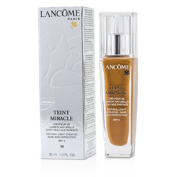 Lancome Teint Miracle Natural Light Creator SPF 5 - # 10 Praline  30ml/1oz