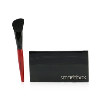 Smashbox Step By Step Contour Kit (1 x Contour Palette + 1 x Contour Brush)  11.47g/0.404oz