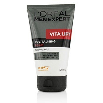 L'Oreal Men Expert Vita Lift Revitalizing Foam  100ml/3.4oz