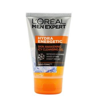 L'Oreal Men Expert Hydra Energetic Gel Răcoros de Revitalizarea Pielii  100ml / 3.4oz