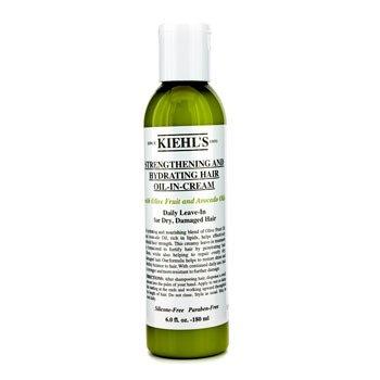 Kiehl's Strengthening And Hydrating Hair Oil-In-Cream  180ml/6oz