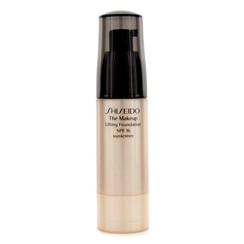 Shiseido The Makeup Base Maquillaje Lifting SPF 16 - O40 Natural Fair Ochre  30ml/1.1oz