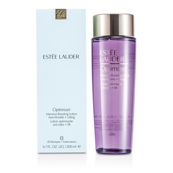 Estee Lauder Optimizer Loción Estimulante Intensiva  (Antiarrugas + Lifting)  200ml/6.7oz