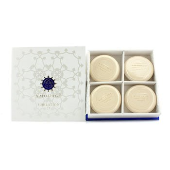 Amouage Jubilation 25 Perfumed Soap  4x50g/1.8oz