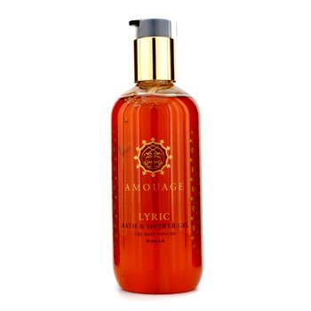 Amouage Żel do mycia ciała Lyric Bath & Shower Gel  300ml/10oz