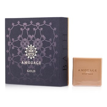 Amouage Gold Perfumed Soap  4x50g/1.8oz