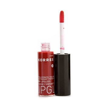 Korres Cherry Brillo de Labios - #52 Red  6ml/0.2oz
