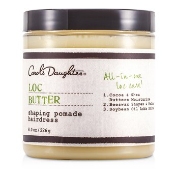 Carol's Daughter Loc Butter 20433 Crema Moldeadora  226g/8oz