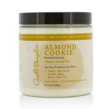 Carol's Daughter Almond Cookie Shea Souffle (For Dry to Extra Dry Skin)  226g/8oz