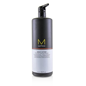 Paul Mitchell Mitch Heavy Hitter Champú Limpieza Profunda  1000ml/33.8oz