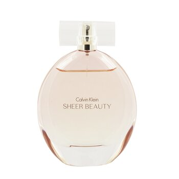 Calvin Klein Sheer Beauty Eau De Toilette Spray  100ml/3.3oz