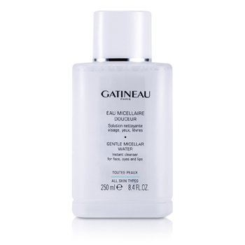 Gatineau Gentle Micellar Water (For Face, Eyes & Lips)  250ml/8.4oz