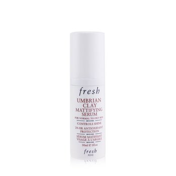 Fresh Umbrian Clay Mattifying Serum - Normal to Oily Skin  30ml/1oz