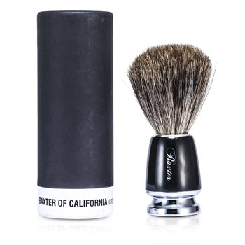 Baxter Of California Best-Badger Cepillo para afeitarse (Negro)  1pc