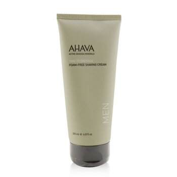 Ahava Time To Energize Crema de Afeitar sin Jabón  200ml/6.8oz