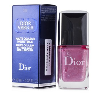 Christian Dior Dior Vernis Haute Couleur Extreme Wear Nail Lacquer - # 386 Pink Aristocrat  10ml/0.33oz