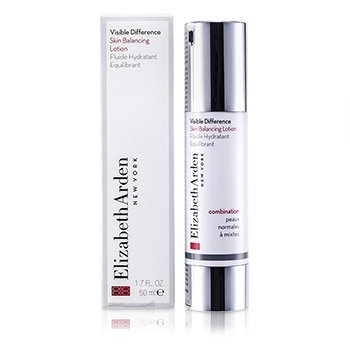 Elizabeth Arden Visible Difference Skin Balancing Lotion (Combination Skin)  50ml/1.7oz
