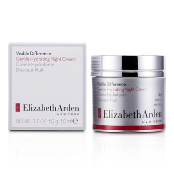 Elizabeth Arden Visible Difference Hidratante Suave Noche (Piel Seca)  50ml/1.7oz