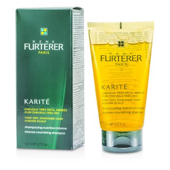 Rene Furterer Karite Champ� Nutrici�n Intensa (Para Cabello y/o Cuero Cabelludo Da�ado, Muy Seco)  150ml/5.07oz