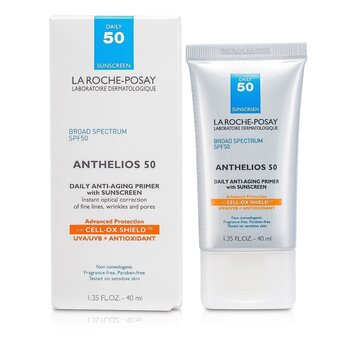 La Roche Posay Anthelios 50 Daily Anti-Aging Primer With Suncreen  40ml/1.35oz