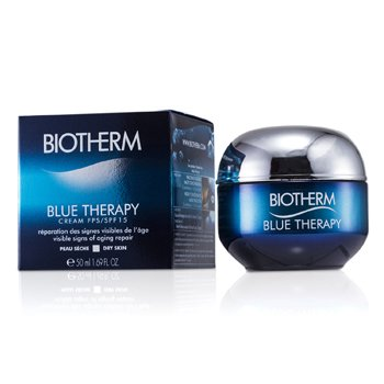 Biotherm Blue Therapy Krem SPF 15 (Kuru Ciltler)  50ml/1.69oz