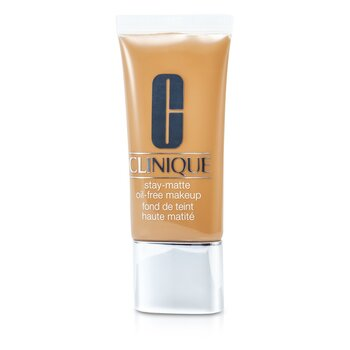 Clinique Stay Matte Oil Free Makeup - # 19 Sand (M-N)  30ml/1oz