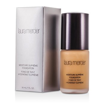 Laura Mercier Moisture Supreme Foundation - Suntan Beige  30ml/1oz