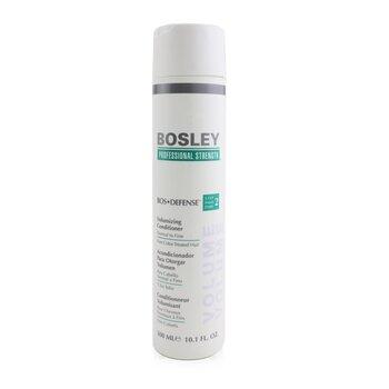 Bosley Professional Strength Bos Apărare Balsam Volumizator (Pentru Păr Normal şi Fin Nevopsit)  300ml/10.1oz