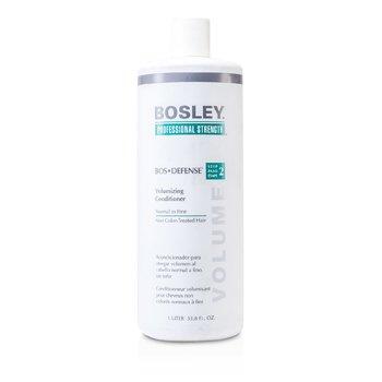 Bosley Professional Strength Bos Apărare Balsam Volumizator (Pentru Păr Normal şi Fin Nevopsit)  1000ml/33.8oz