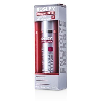 Bosley Professional Strength Healthy Hair Follicle Energizer (For Areas of Thinning and Low Density Hair)  30ml/1oz