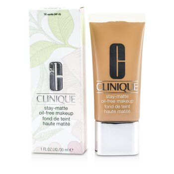 Clinique Stay Matte Oil Free -öljytön meikki- # 14 Vanilla (MF-G)  30ml/1oz