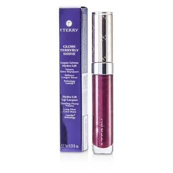 By Terry Brillo de Labios Terriblemente Brillante - # 5 Wine List  7ml/0.23oz