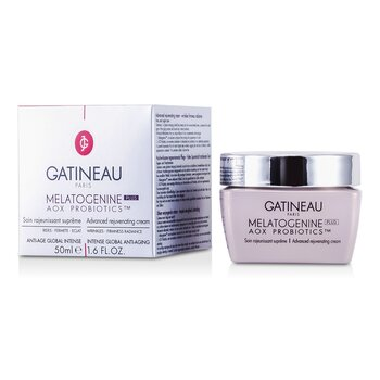 Gatineau Creme rejuvenescedor Melatogenine AOX Probiotics Advanced Rejuvenating Cream  50ml/1.6oz