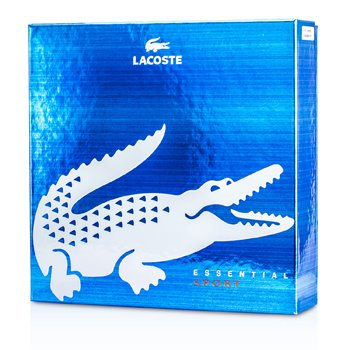 Lacoste Lacoste Essential Sport Coffret: Eau De Toilette Spray 125ml/4.2oz + Desodorante en Barra 75ml/2.4oz  2pcs