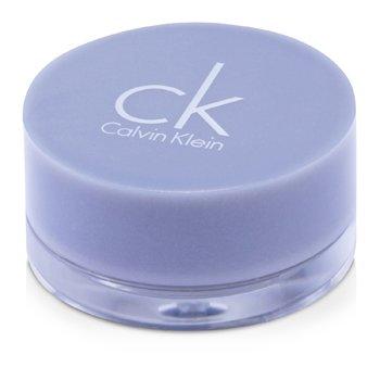Calvin Klein อายแชโดว์เนื้อครีม Tempting Glimmer (แพ็คเกจใหม่) - #309 Retro Silver (ไม่มีกล่อง)  2.5g/0.08oz
