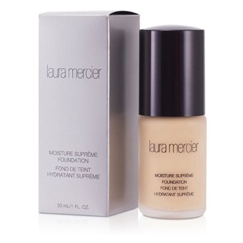 Laura Mercier Moisture Supreme Foundation - Warm Ivory  30ml/1oz