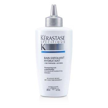 Kerastase Specifique Bain Exfoliant Hydratant Champ� Hidratante Anti Caspa (Cueros Cabelludos Secos)  200ml/4.2oz