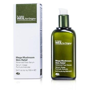 Origins Łagodzące serum do twarzy z wyciągiem z grzybów Dr. Andrew Mega-Mushroom Skin Relief Advanced Face Serum  100ml/3.4oz