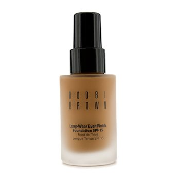 Bobbi Brown Long Wear Even Finish Base de Maquillaje SPF 15 - # 6.5 Warm Almond  30ml/1oz