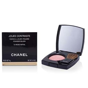 Chanel Pudrová tvářenka Powder Blush - No. 72 Rose Initiale  4g/0.14oz
