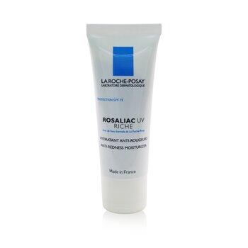 La Roche Posay Wzbogacony nawilżający krem do twarzy zapobiegający zaczerwienieniom Rosaliac UV Rich Fortifying Anti-Redness Moisturizer  40ml/1.3oz