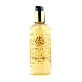 Amouage Żel do mycia ciała Dia Bath & Shower Gel  300ml/10oz