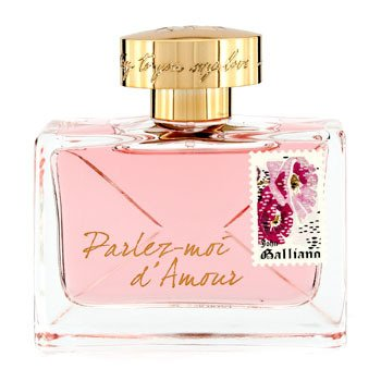 John Galliano Parlez-Moi D' Amour Eau De Parfum Spray  50ml/1.7oz