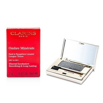 Clarins Ombre Minerale Smoothing & Long Lasting Mineral Eyeshadow - # 14 Platinum  2g/0.07oz