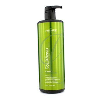 Hempz Couture Volumizing Shampoo with Pure Organic Hemp Seed Oil (Thicken and Nourish)  750ml/25.4oz