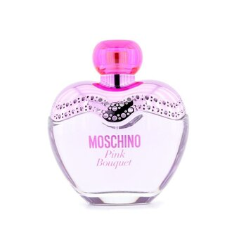 Moschino Pink Bouquet Eau De Toilette pihusti  100ml/3.4oz