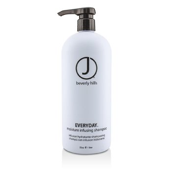 J Beverly Hills Shampoo Everyday Moisture Infusing  1000ml/32oz