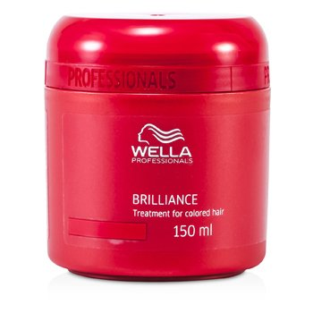 Wella Brilliance Treatment (For Colored Hair)  150ml/5oz