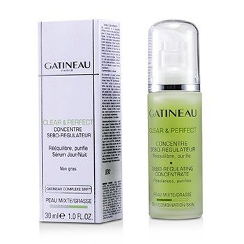 Gatineau Clear & Perfect Sebo-Regulating Concentrate (For Oily/ Combination Skin)  30ml/1oz
