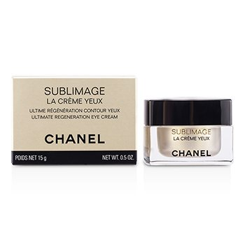 Chanel Sublimage Ultimate Crema de Ojos Regeneradora  15g/0.5oz